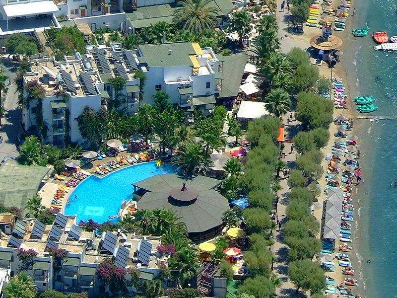 Grand Park Bodrum at the Grand Park Bodrum