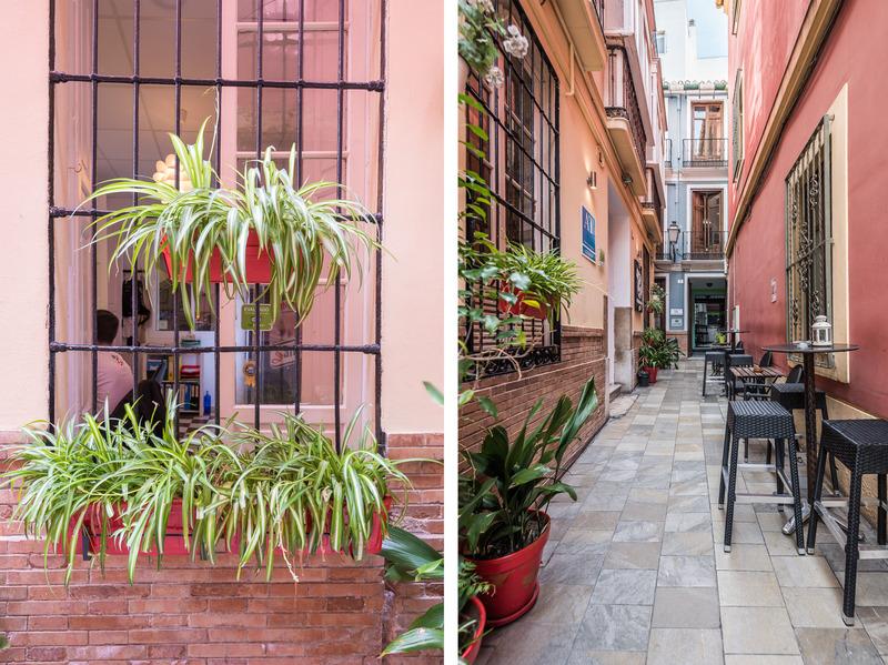 Feel Hostel City Center Malaga