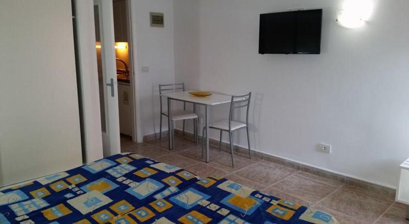 Apartamentos Chinyero