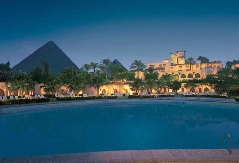 Marriott Mena House, Cairo
