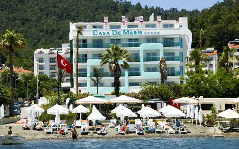 Casa De Maris Hotel at the Casa De Maris Hotel