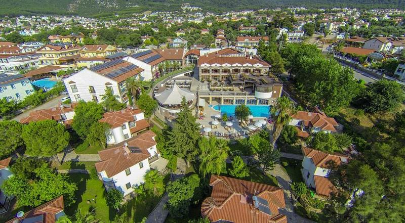 Orka Club Hotel & Villas at the Orka Club Hotel & Villas