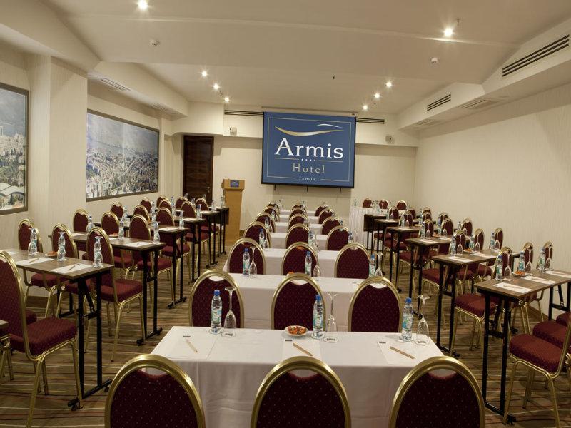 Armis Otel at the Armis Otel