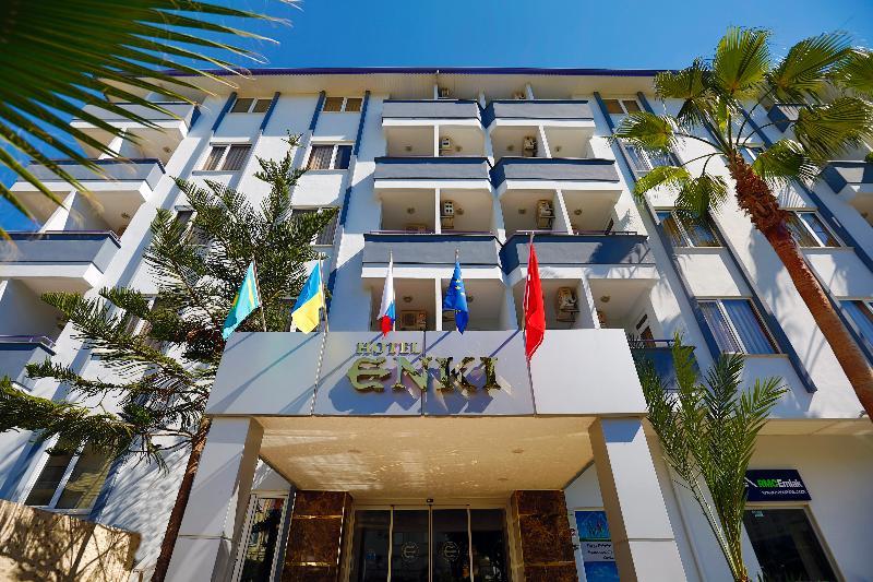 Enki Hotel Alanya at the Enki Hotel Alanya