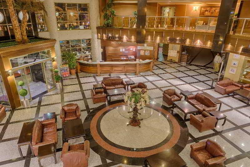 Grand Pasa Hotel at the Grand Pasa Hotel