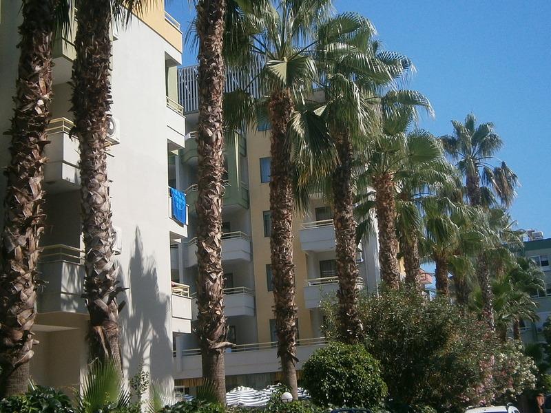 Sifalar Apart Hotel at the Sifalar Apart Hotel